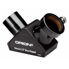 "Orion 1.25"" Dielectric Mirror Star Diagonal"
